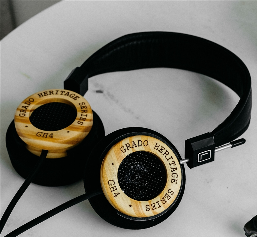 Grado GH4 Headphones Review