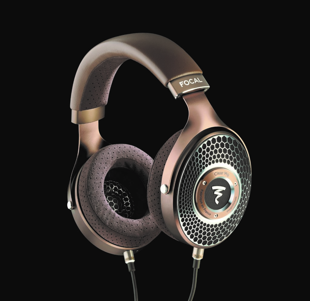 Focal Reveals Clear MG Open-Back Headphone
